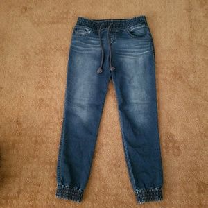 Nordstrom jogger jeans - rare!